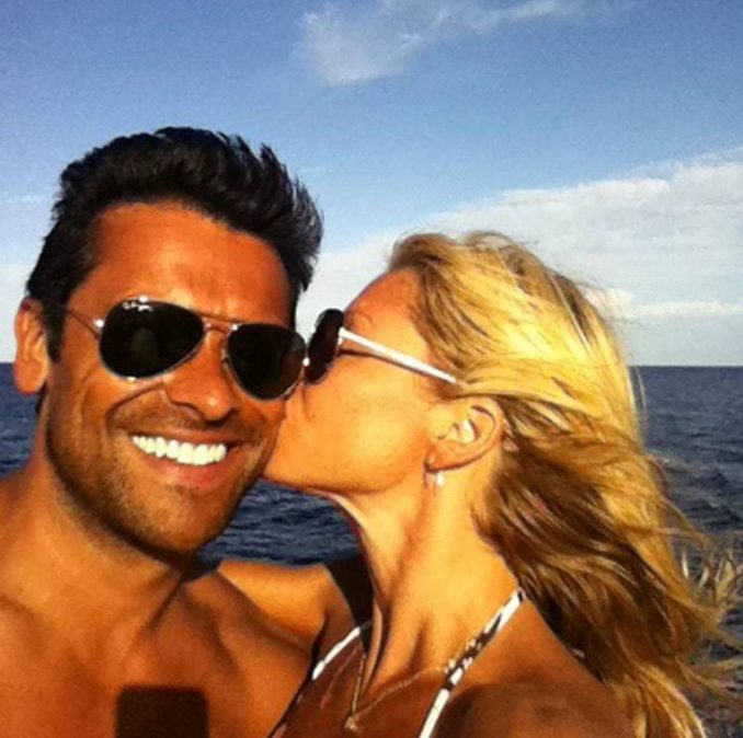 Kelly Ripa Shamed By Fans After Husband Posts Vacation Photo