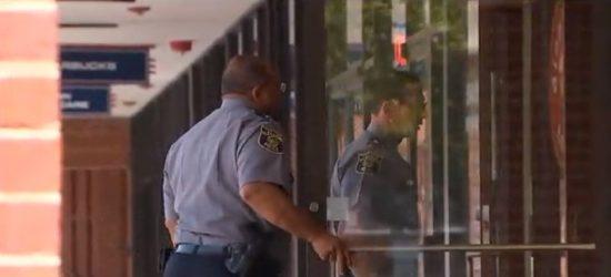 Noodles & Company Restaurant Workers Mock Police Officer