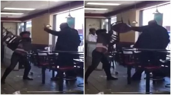 Women Destroy McDonald's After Being Told They Missed Breakfast