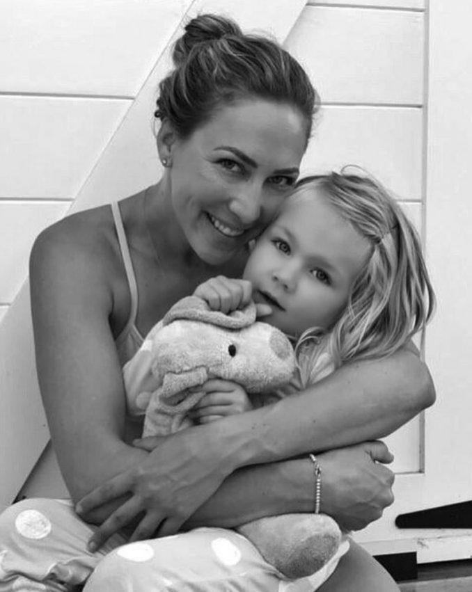 Shan Cooper's Daughter Grace Has Never Eaten A Gram Of Sugar