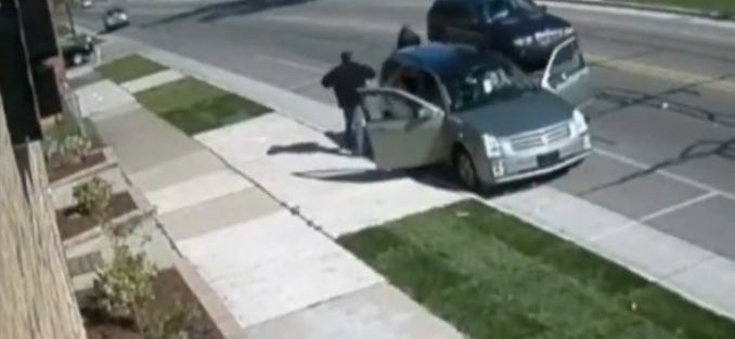 Hassan Sayed Beats Mother Of His Kids, Drags Her Behind SUV