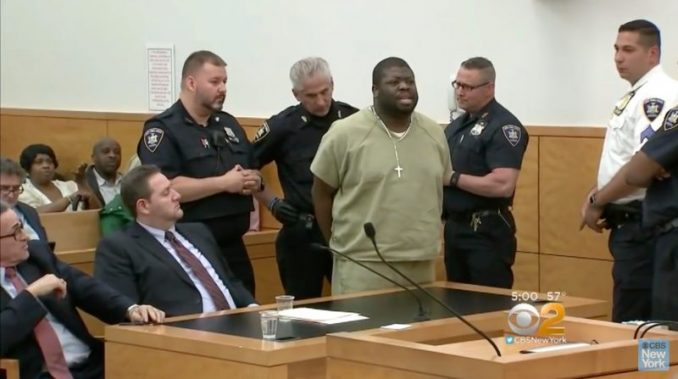 Judge Says Daniel St Hubert Guilty Of Murder, But His Reaction Baffles Courtroom