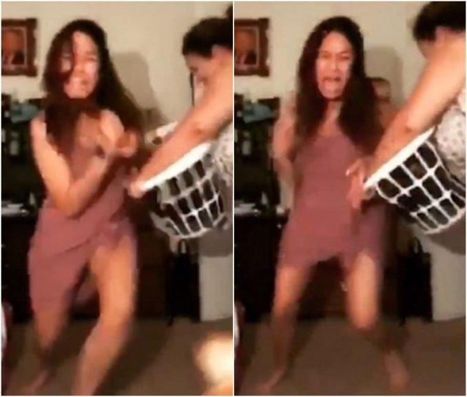 2 Teens Make Twerking For Premixsis — Then, Mom Walks In
