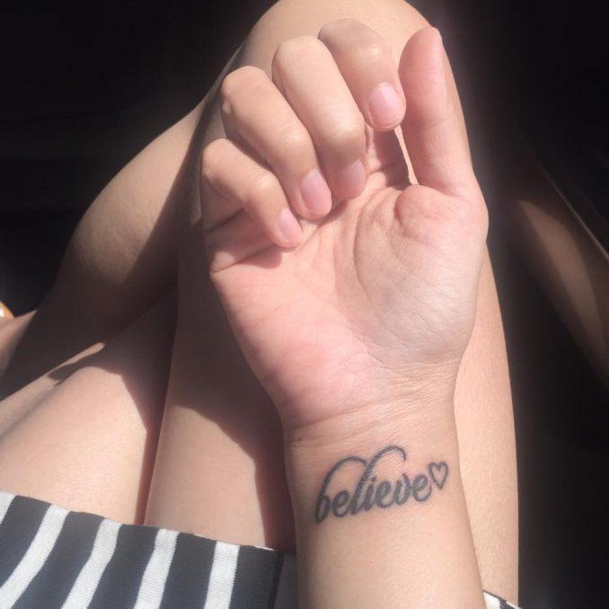 Michelle Torino-Barcelos Notices Stranger Tattoo, Instantly Struck It