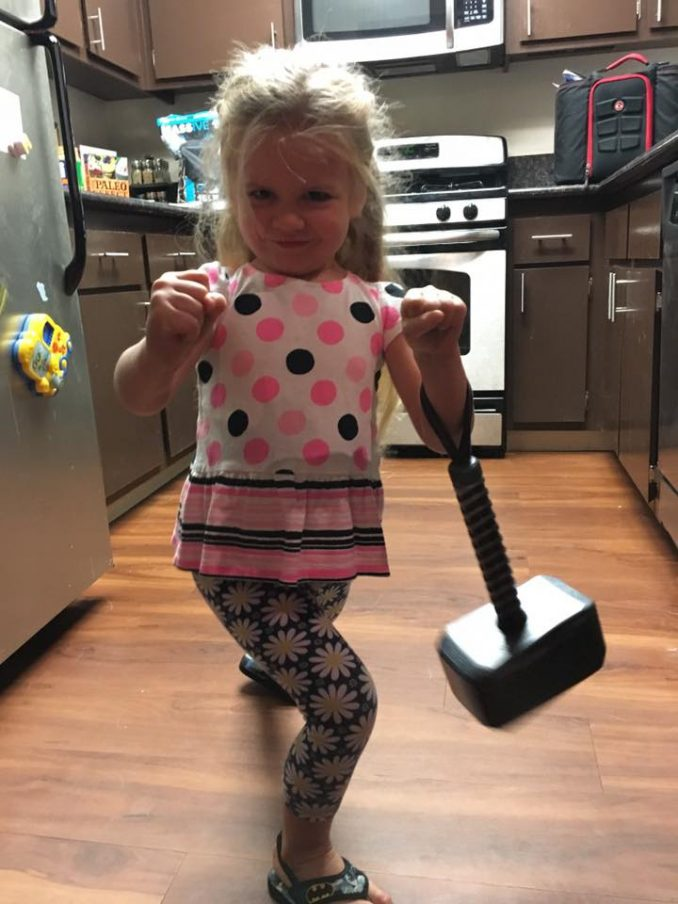 Kaylieann Steinbach Choose Her Picture Day Outfit, Mom Sees The Result