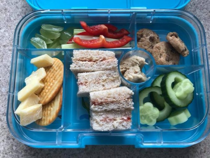 Laura Lee Baffled As Son Packed School Lunch Is Sent Home