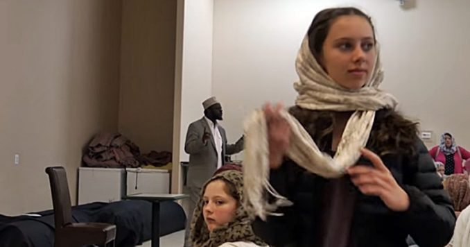 Colorado School Asks Female Students To Wear Scarf, Angry Parents React