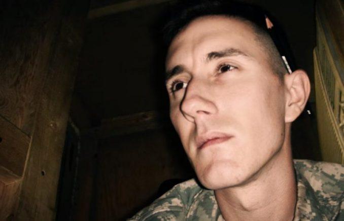 Veteran Josh Marino Has Last Smoke Before Planning To Take His Life