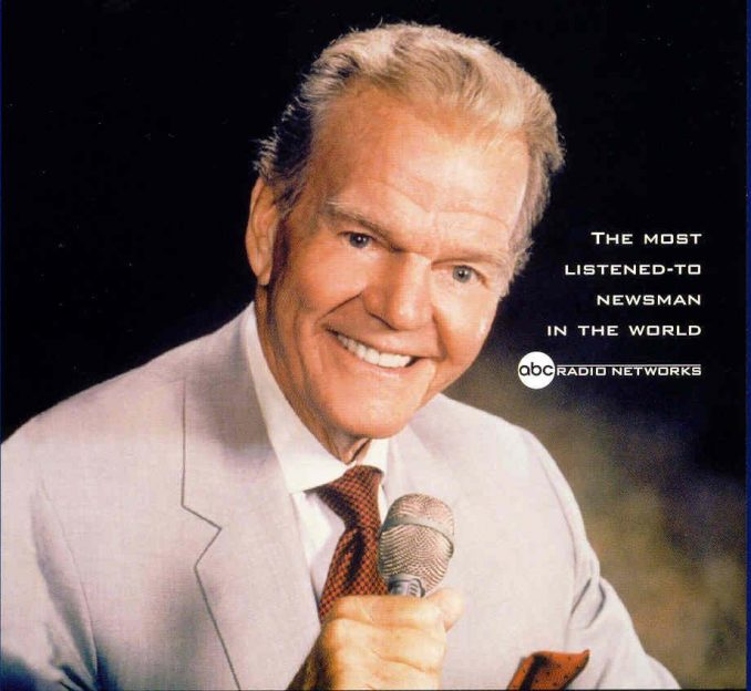 Paul Harvey Warned Us In 1965 — Today, It Has Sadly Come True