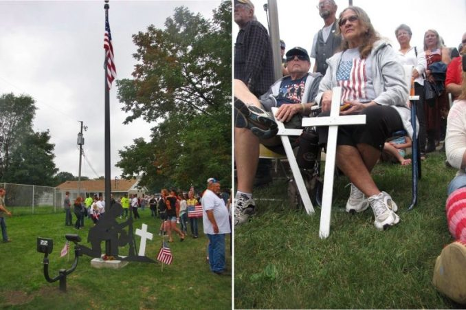 City Council Removes Veterans Memorial, Voters Strike Back