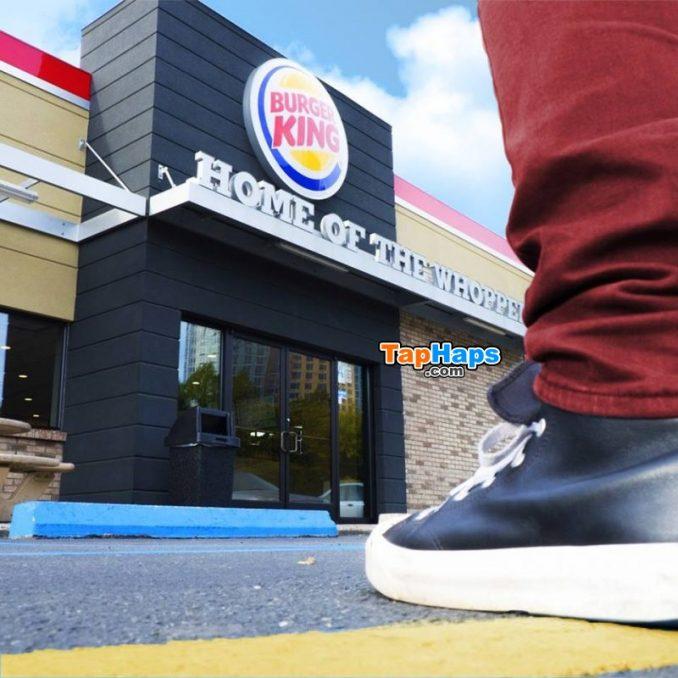 Burger King pies