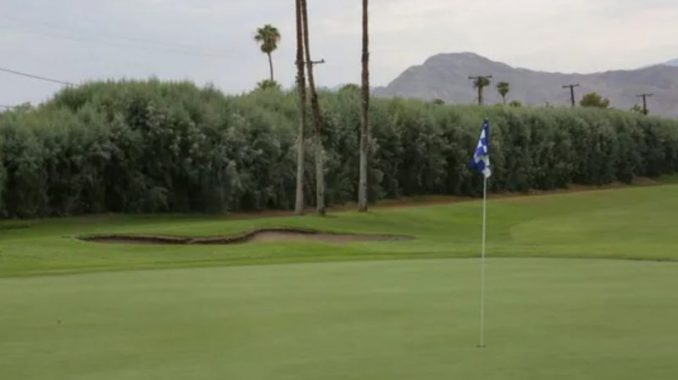 Tahquitz Creek Golf Course (Photo Credit: Screen capture/USA Today)