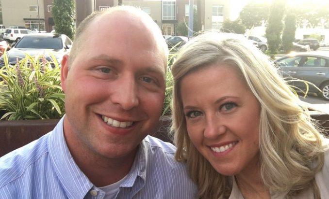 Kathy and Brandon Gunn