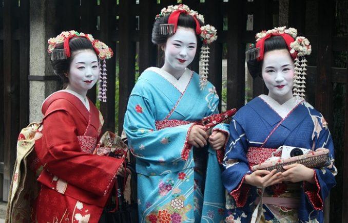 Geisha party