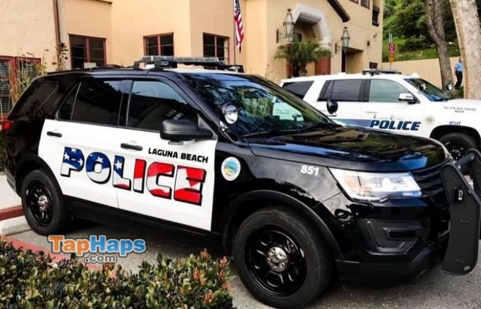 Laguna Beach Police Department