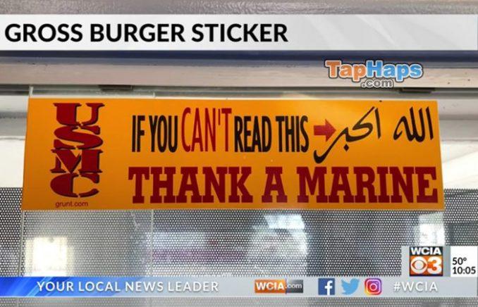 Gross Burgers Sam Schnelle