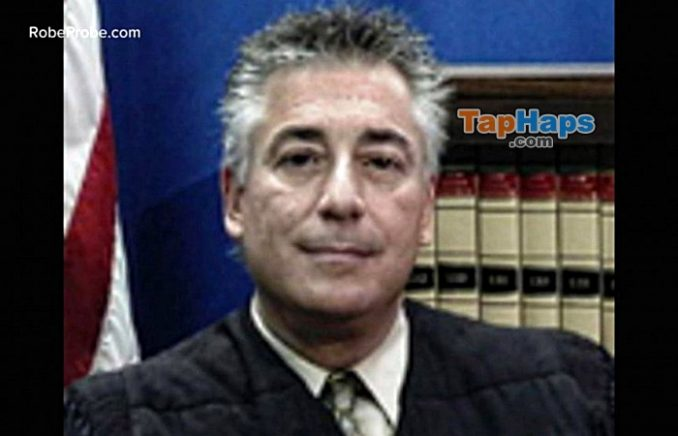Monmouth County Superior Court Judge James Troiano
