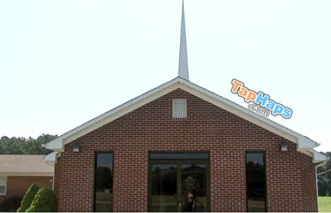 Pastor E W Lucas of Friendship Baptist Church