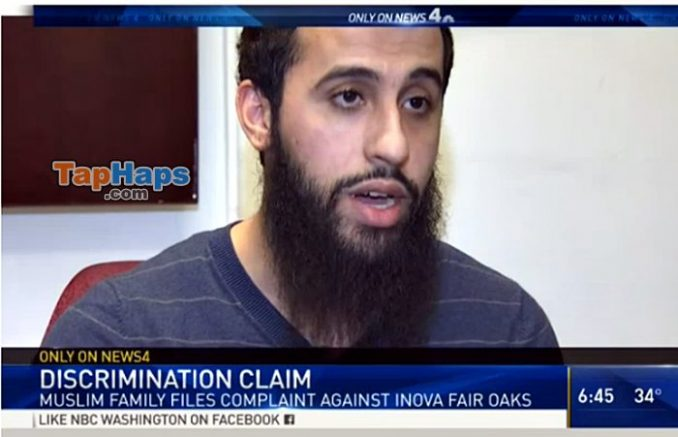 Muslim Family Tries To Enter Inova Fair Oaks Hospital After Visiting Hours, Sues For Discrimination