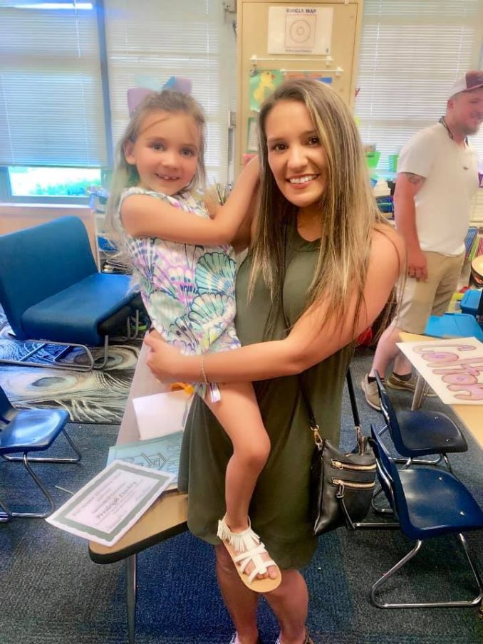 Haley Hassell Girl Throws Gift In Trash Mom Uses Plastic Bag To Teach Her Gratitude