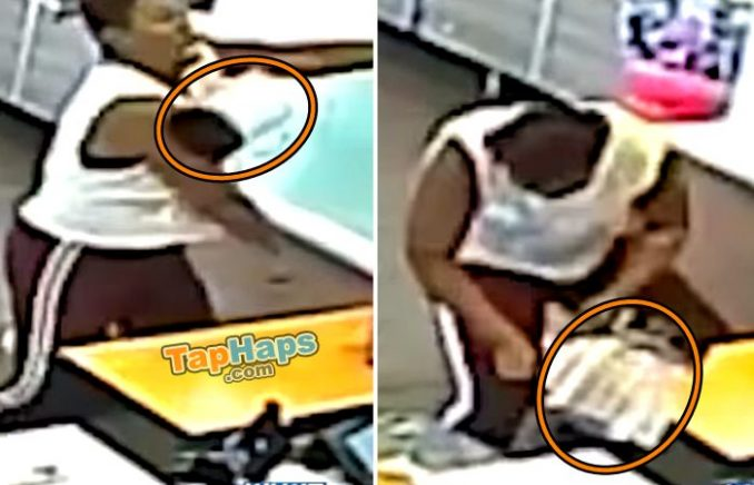 Brittany Price Rude Woman Hurls Food At Worker Manager Breaks Her Face