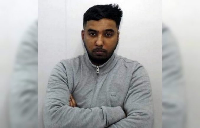 Habibur Rahman No Hate Crime For Migrants Who Yelled White B*tch While Hacking Off Teen Hand
