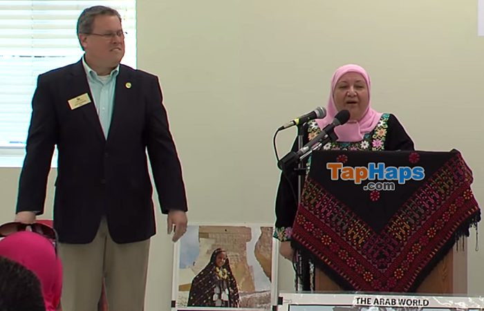 Samira Hussein Muslim Families Demand No Tests On Holy Days School Conditionally Agrees