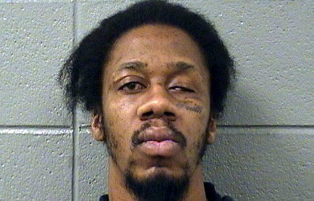 Bernard Kersh Felon Spits In Officer Eye Mouth, Gets Body Slammed Family Threatens Lawsuit