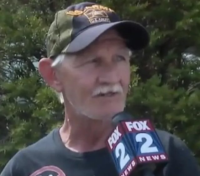 Mike Oliver Man Follows Teen Girl From Bus Stop Into Her House But Her Army Vet Dad Was Home And He Takes Care Of Business
