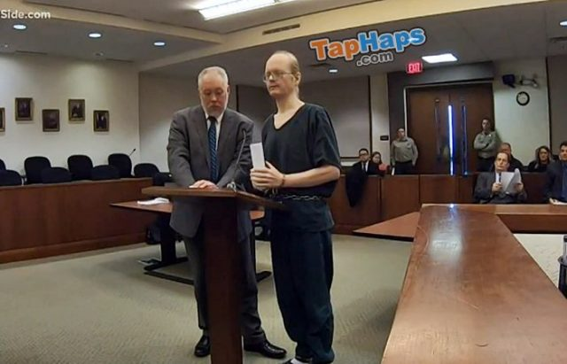 Joseph Gobrick Sex Offender Identifies As 8 To Justify Child Porn Faces Judge