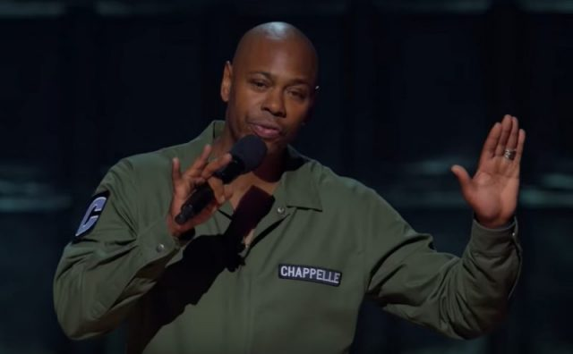 Comedian Dave Chappelle Says Men Have A Right To Abandon Babies