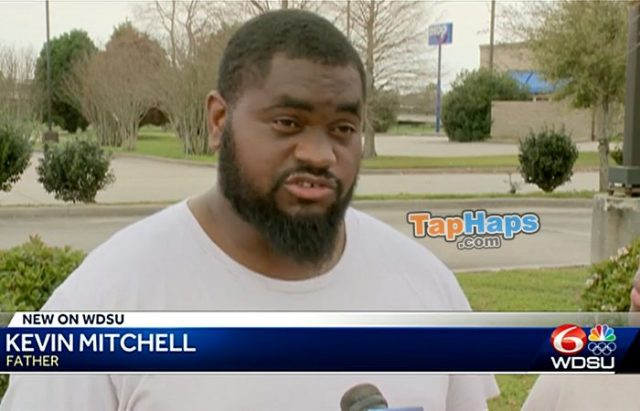 Kevin Mitchell Dad Arrested For Screaming Racial Slurs Cursing At Child Wants Cop Fired