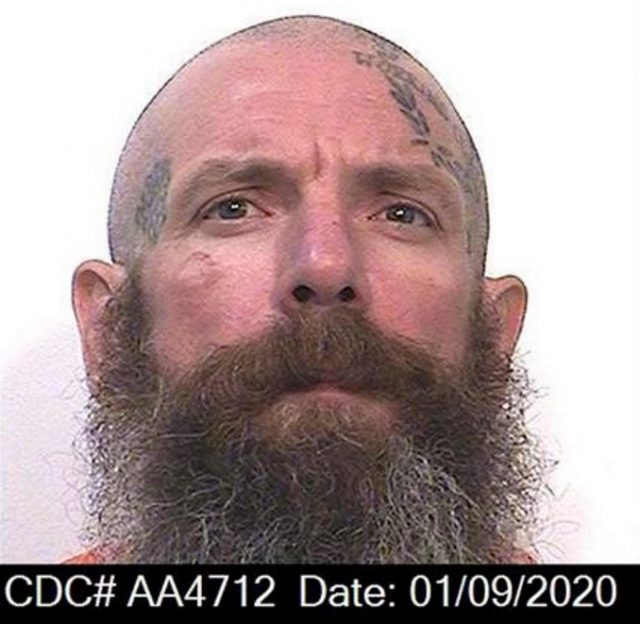 Jonathan Watson California Inmate Beat To Death 2 Child Molesters With A Cane In Prison