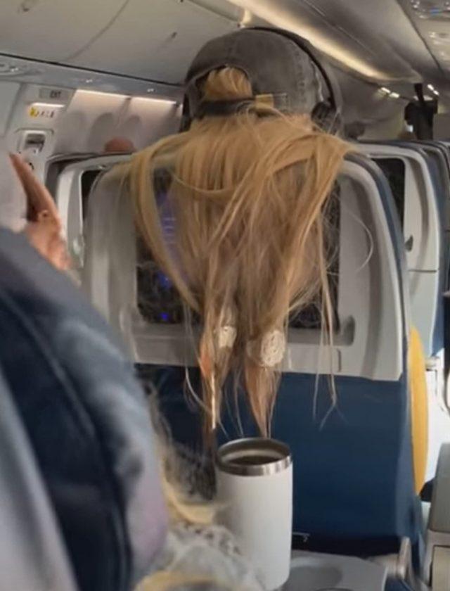 furious passenger