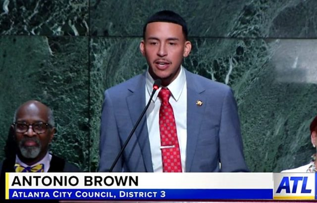 Antonio Brown